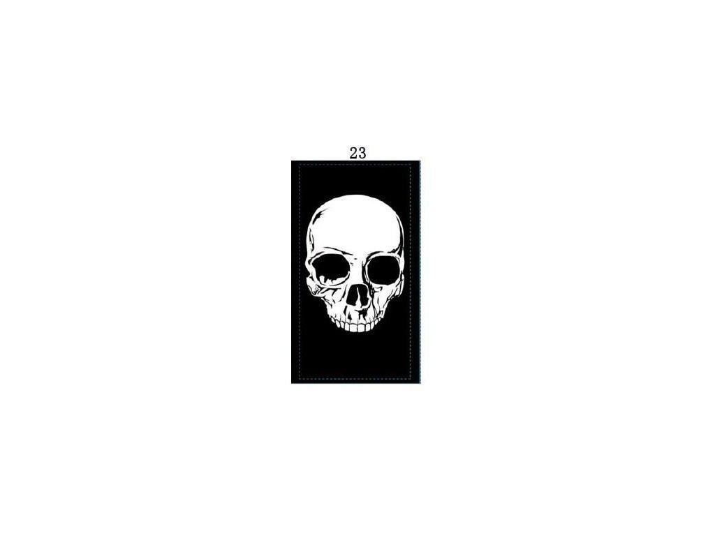Multifunkční šátek Mercox skull