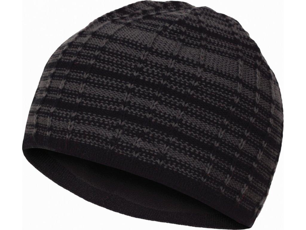 Pánská čepice   Cap 3 hnědá