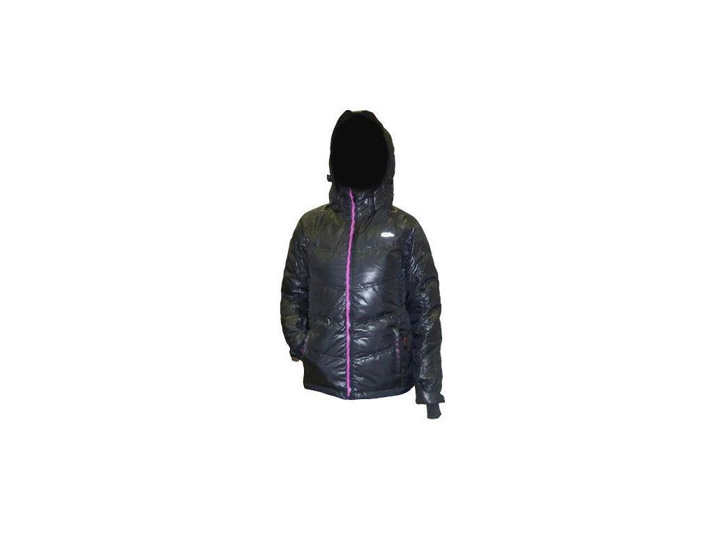 Mercox bunda zimní péřová Dicampilio black