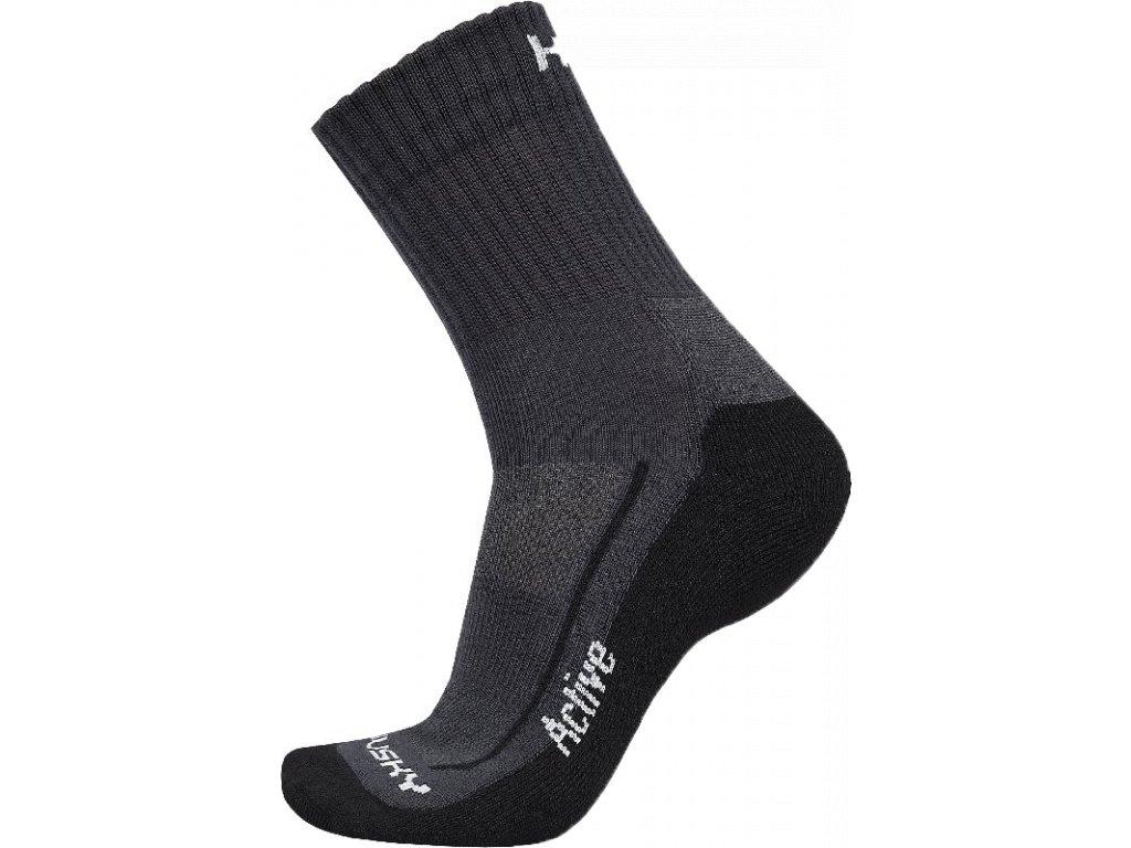 Ponožky  Active černá