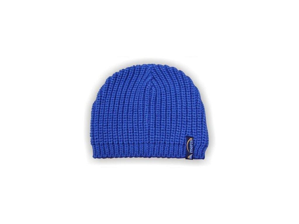Mercox Moscow zimní čepice light blue