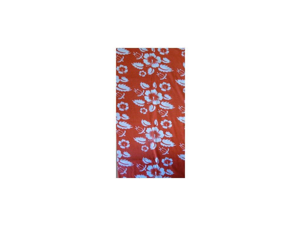 Multifunkční šátek Mercox orange