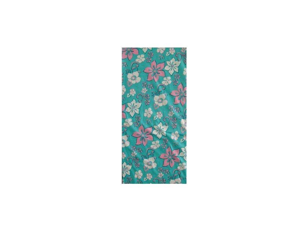 Multifunkční šátek Mercox flower