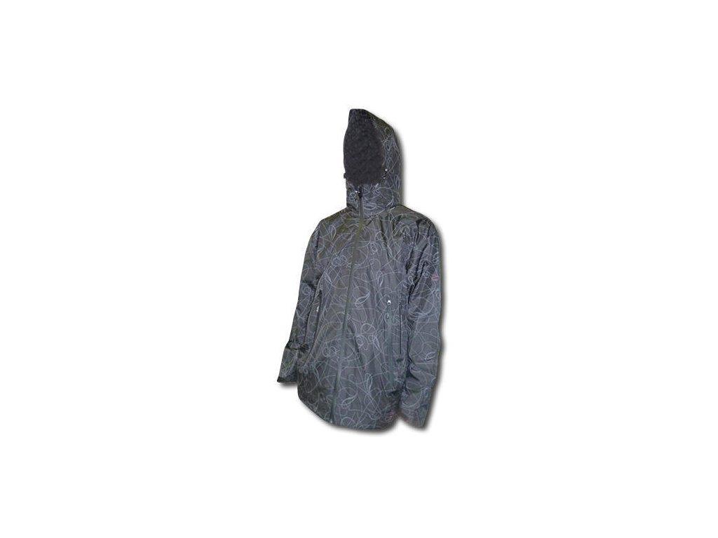 Mercox Oliver black pánská jarní bunda
