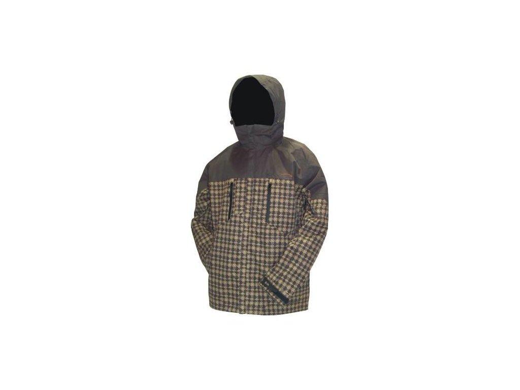 Mercox Mariland brown/print pánská bunda