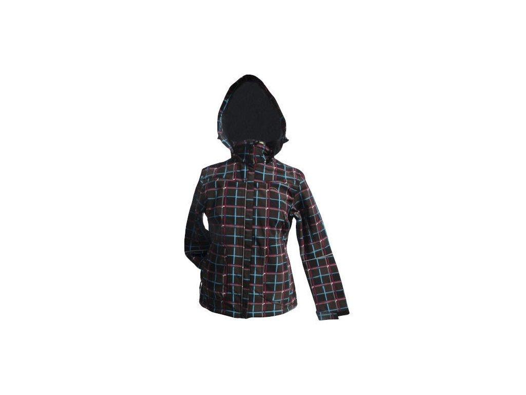 Mercox Isola checker softshellová dámská bunda
