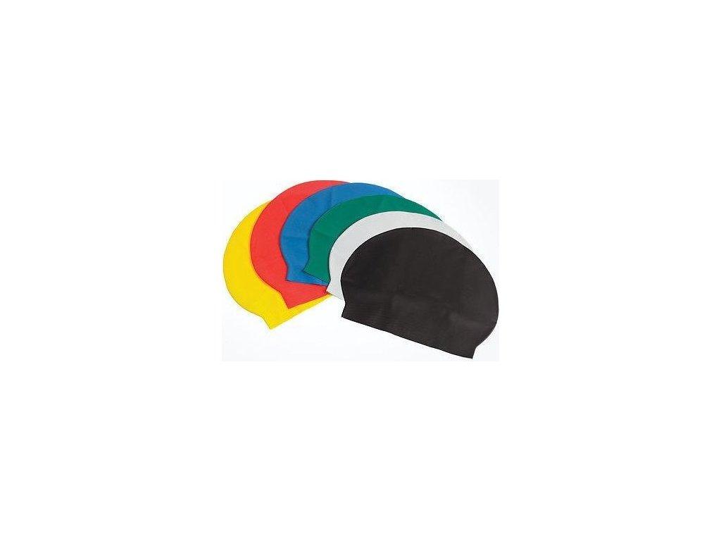 Koupací čepice LATEX EFFEA černá černá
