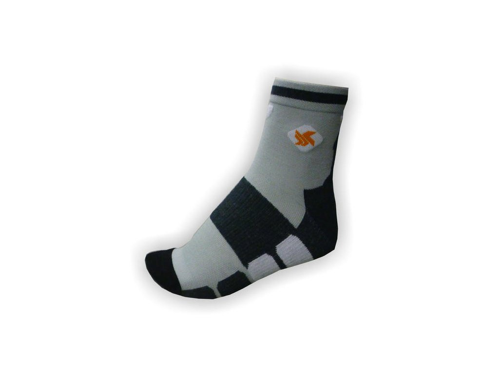 Mercox Indoor ponožka grey