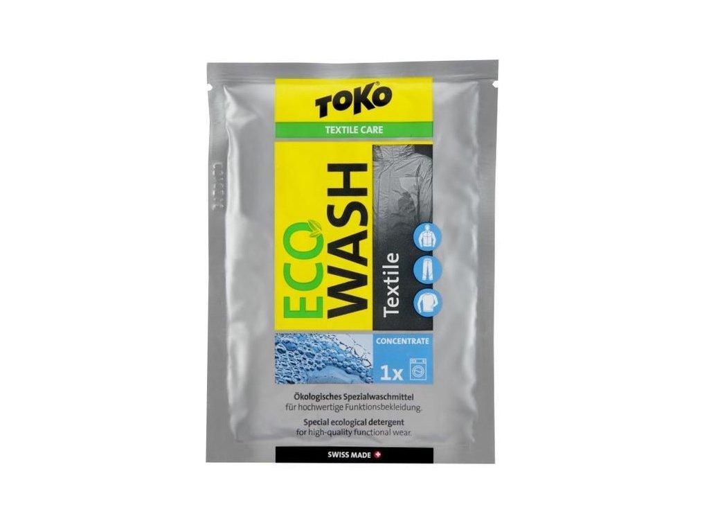 Toko ECO Textile Wash 40ml prací prostředek 40ml