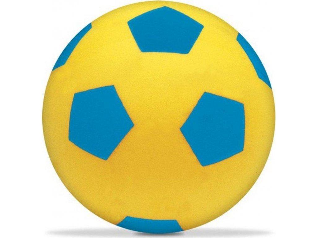 molitanový míč Soft průměr 140 mm