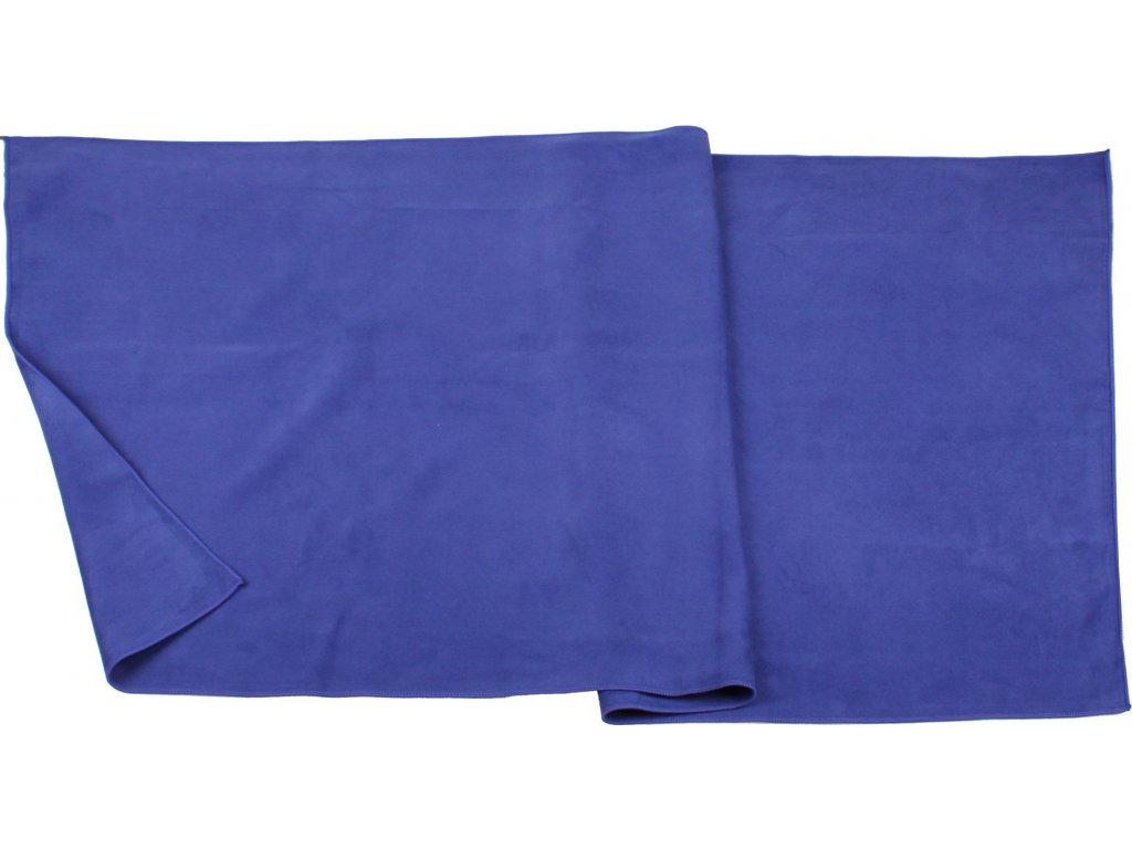 Suede ručník rozměr 40x80