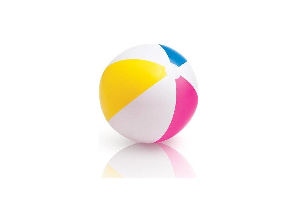 Nafukovací plážový míč barevný 61cm INTEX 59030  59030