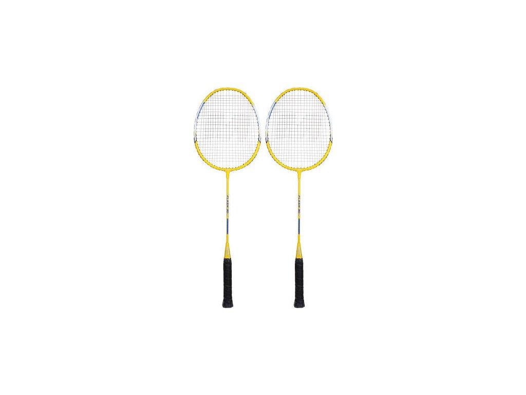 Flash set badmintonová raketa