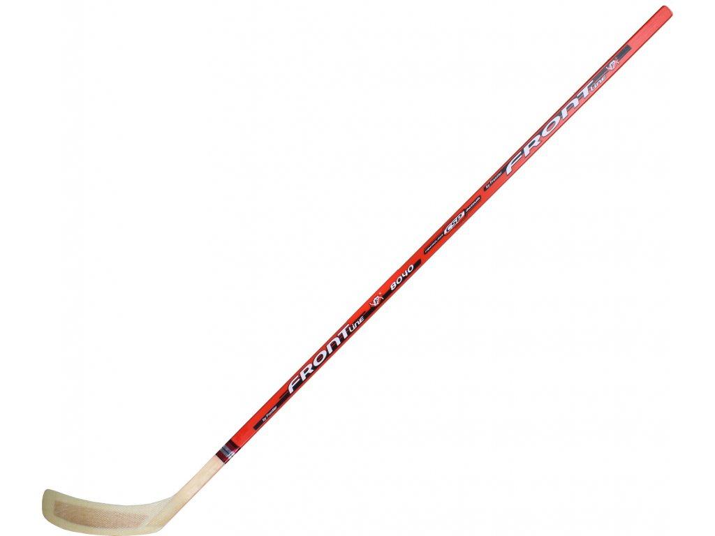 FrontLine 8040 SR dřevěná hokejka