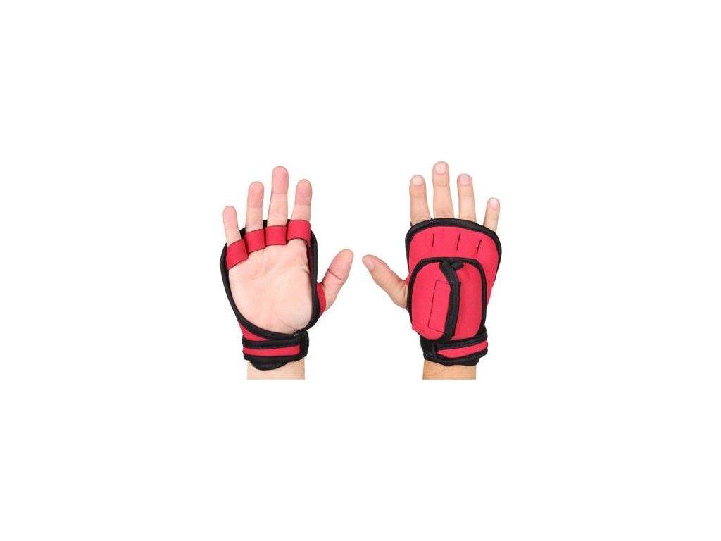 R418 rukavice se zátěží 2 ks