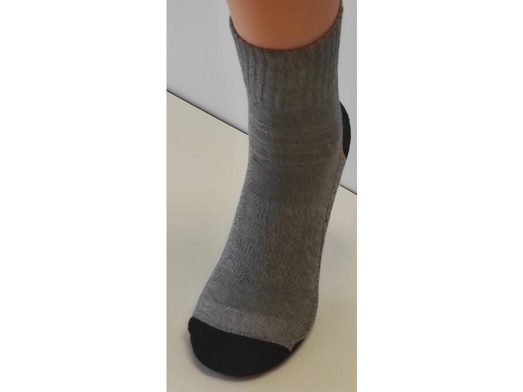 Mercox Hiking ponožky grey