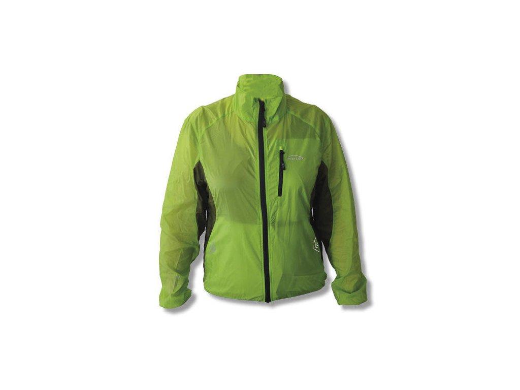 Mercox Puma green bunda běžecká dámská