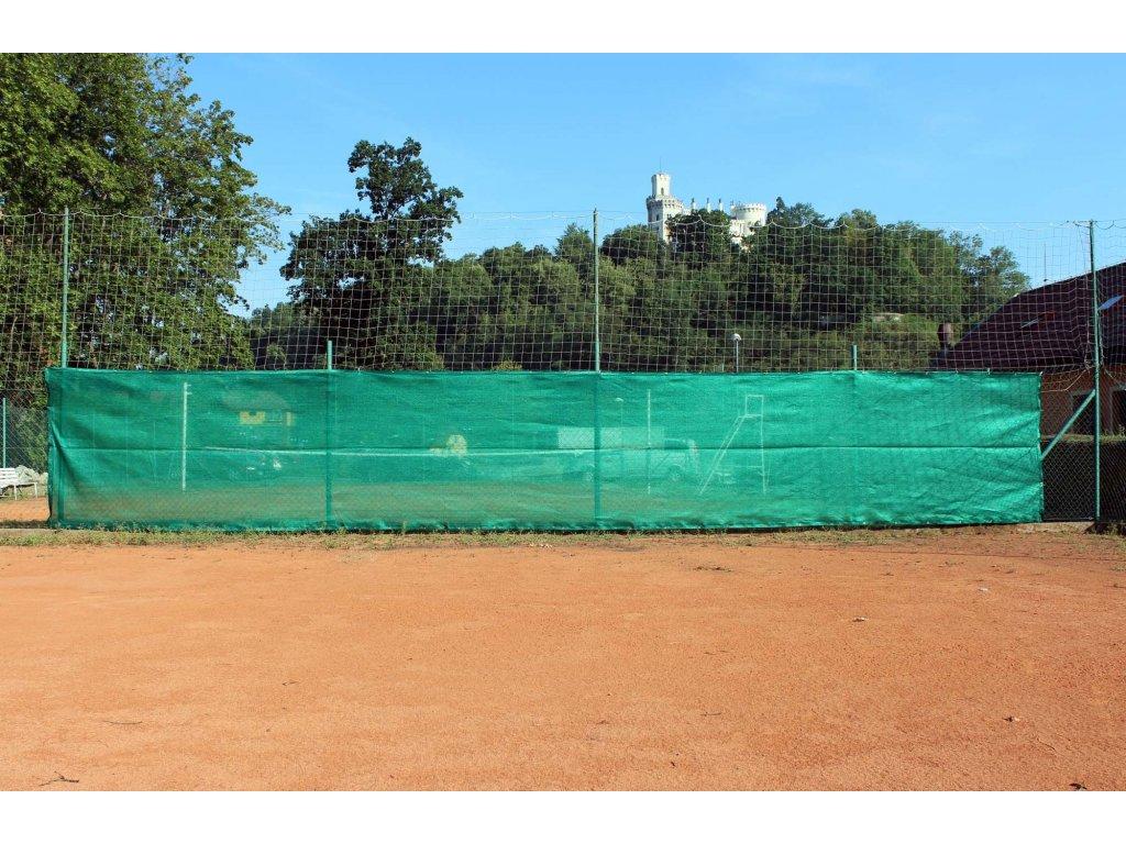 zástěna na tenisové kurty Classic 18 1,9 x 12 m