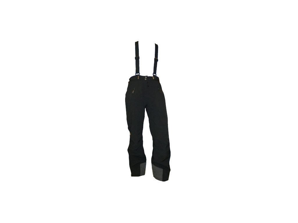 Dámské lyžařské kalhoty MERCOX SESTRIER black  + DÁREK ZIMNÍ ČEPICE