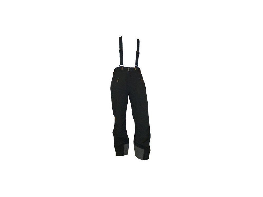Mercox Sestriere black lyžařské softshellové kalhoty dámské