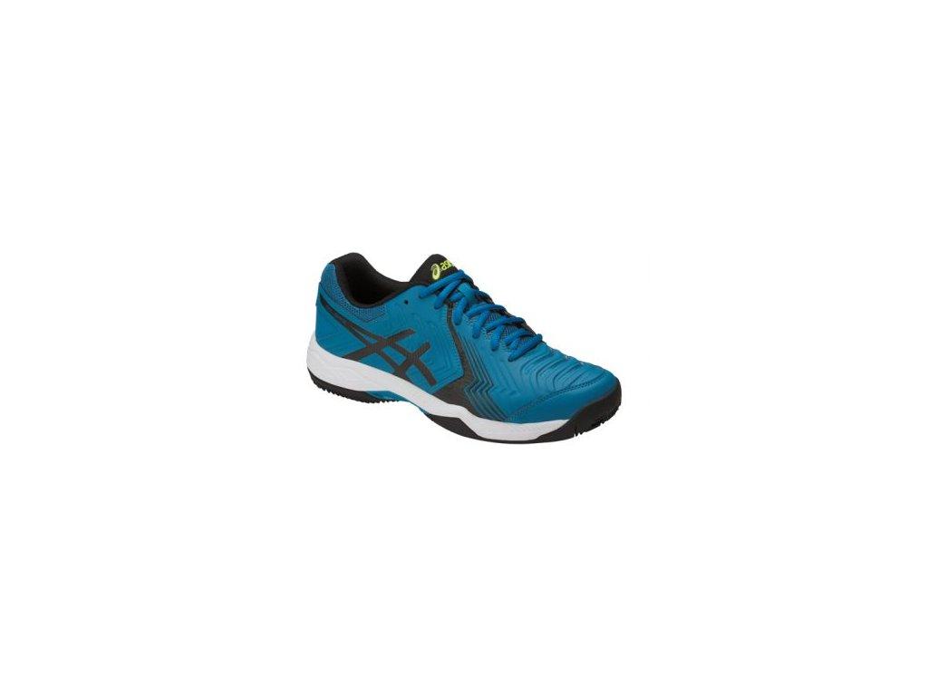 Asics Gel-Game 6 Clay E7064 4690 obuv tenisová pánská  + DÁREK K OBUVI FUNKČNÍ PONOŽKY