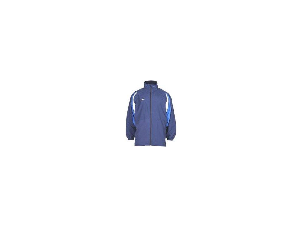 TJ-1 sportovní bunda modrá tm. velikost oblečení 140