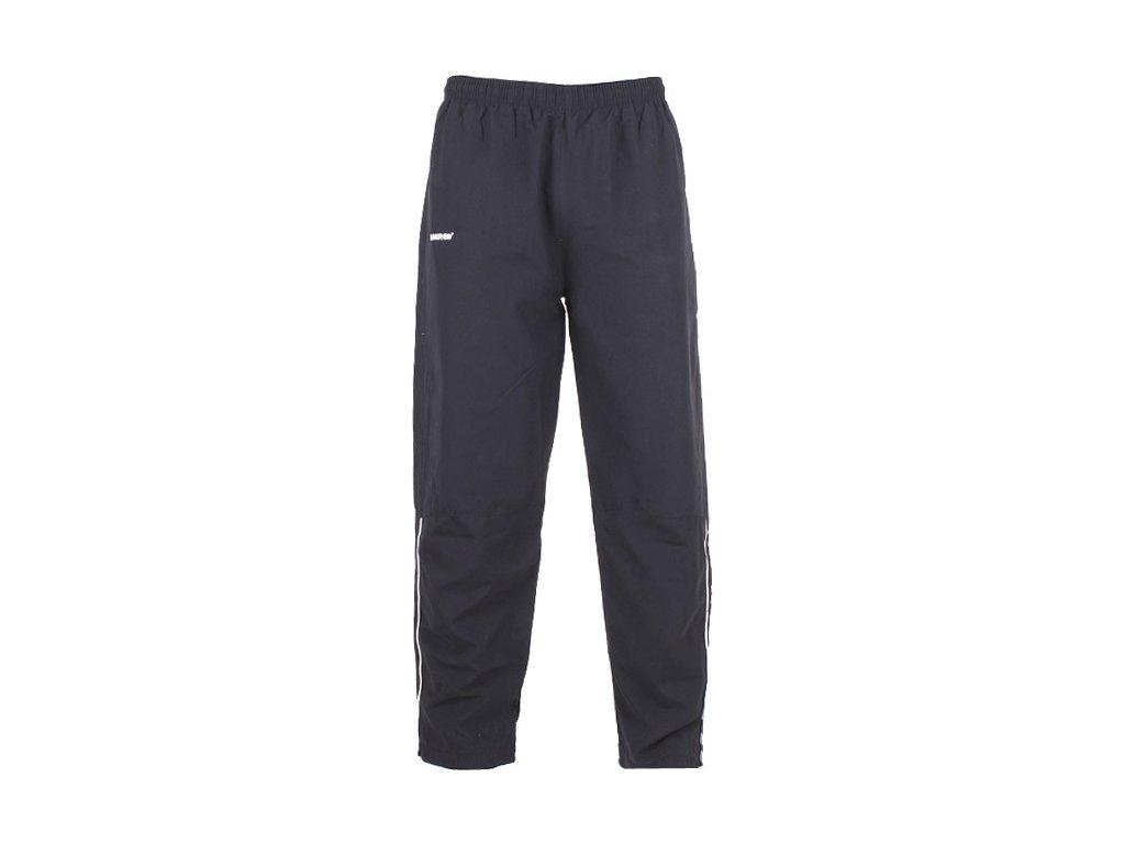 TP-1 sportovní kalhoty černá velikost oblečení 128
