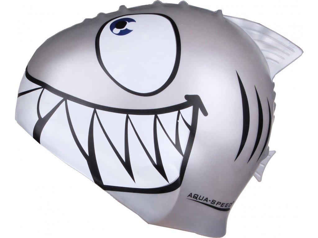 Shark dětská koupací čepice