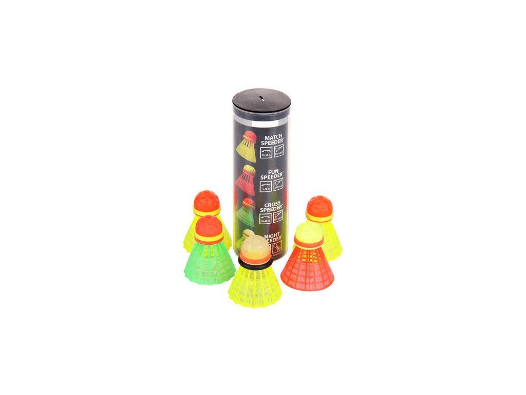 Speeder tube MixPack sada míčků