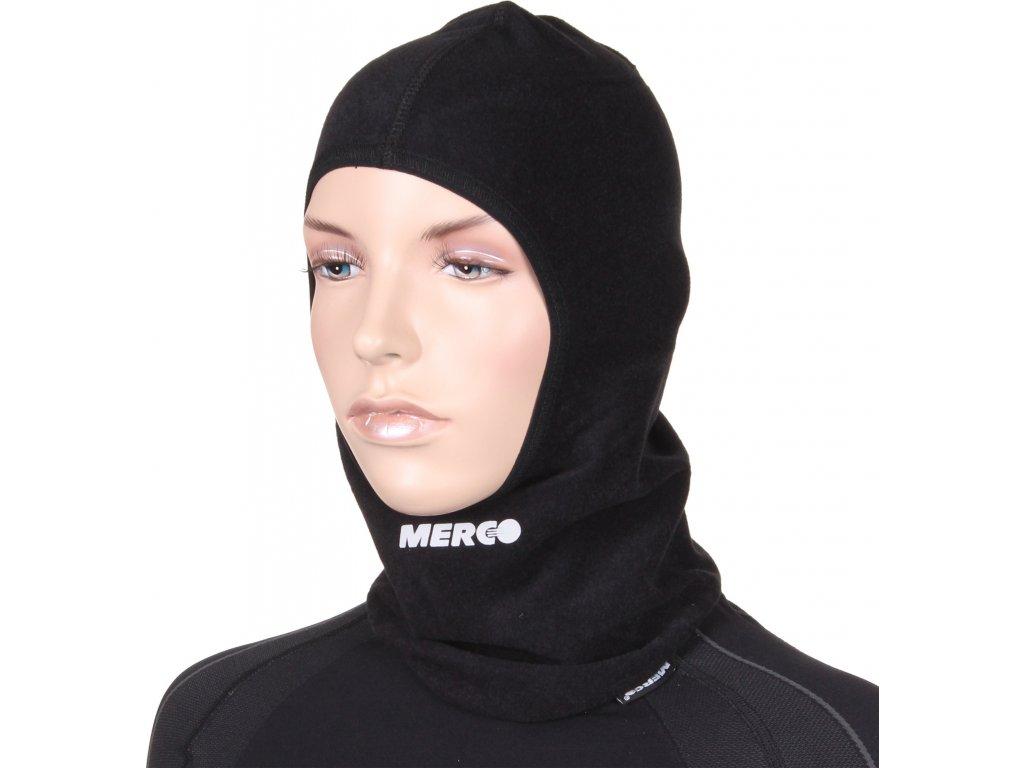 Thermo Face kukla černá velikost oblečení senior