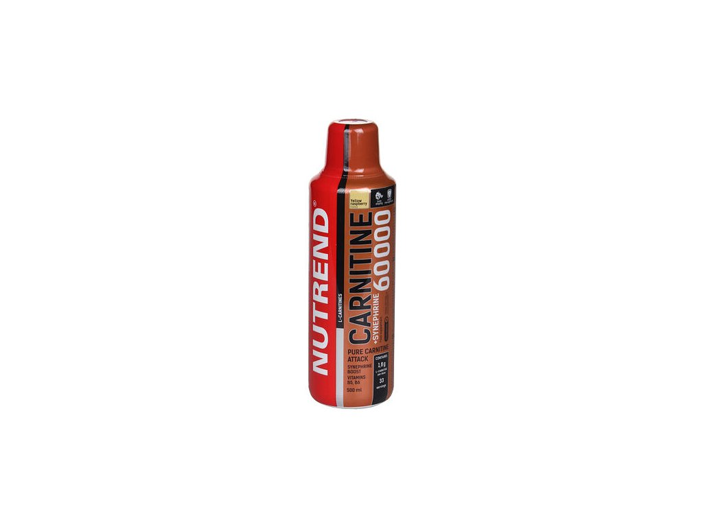 Carnitine 60 000 + Synephrine 500 ml