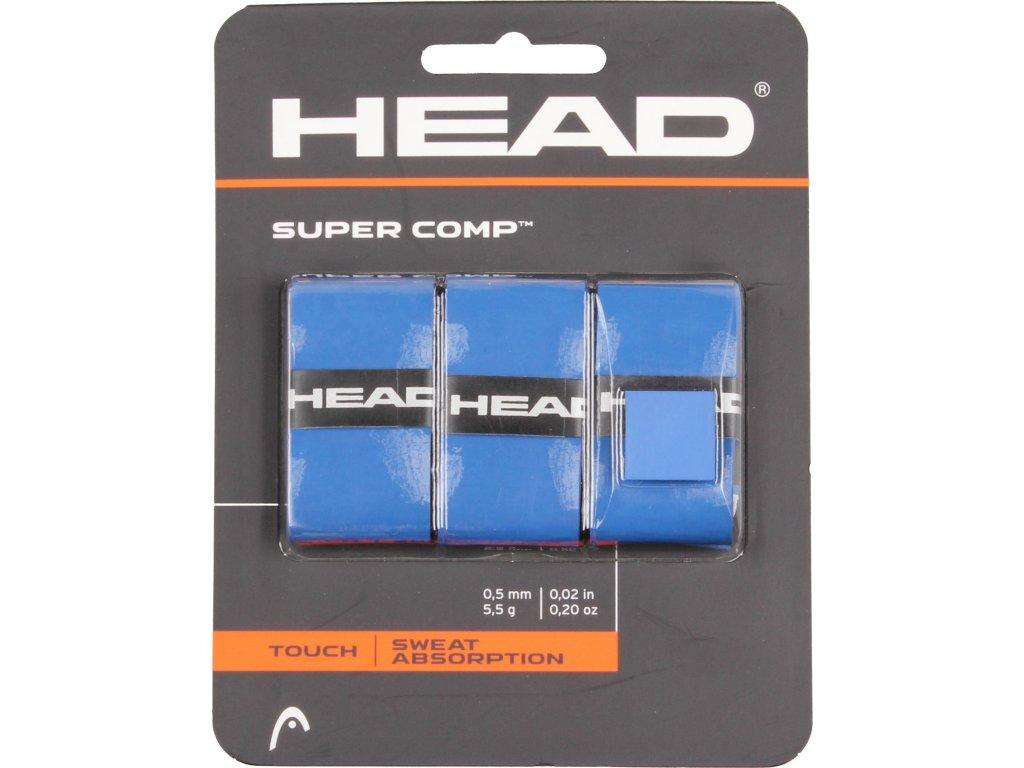 Super Comp overgrip omotávka tl. 0,5 mm