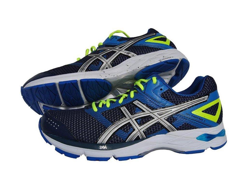 Asics Gel-Phoenix 7 T5MON 4993 obuv běžecká pánská  + DÁREK K OBUVI FUNKČNÍ PONOŽKY