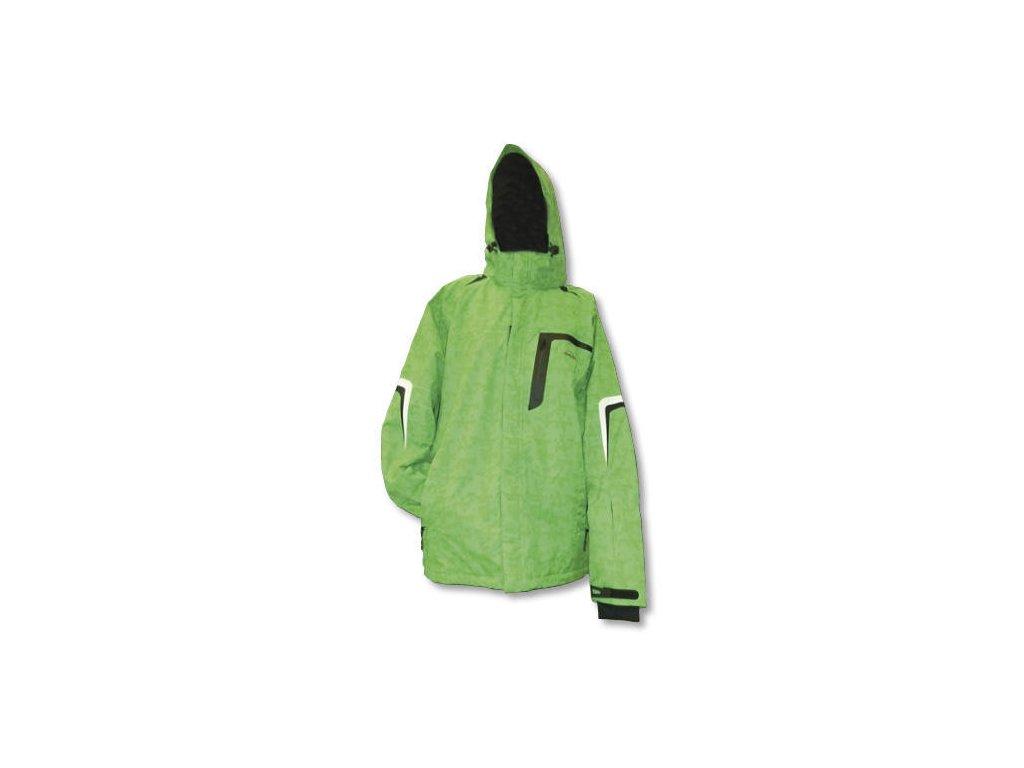 Mercox Pitztal green pánská zimní bunda