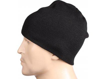 čepice pletená