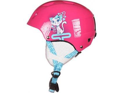 Aurora dětská lyžařská helma