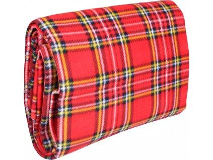 pikniková deka Hike 150x180cm, skládací