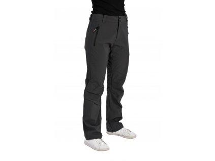 Mercox Panther softshellové kalhoty pánské grey