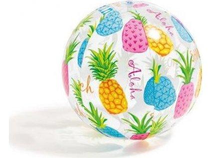 Nafukovací plážový míč Intex 59040 51 cm Ananas