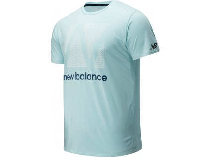 tričko new balance MT01071DRZ