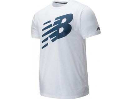 tričko new balance MT01071WT
