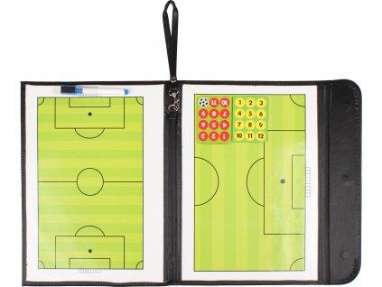 Fotbal 38 magnetická trenérská tabule
