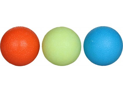 Grip Ball posilovací míčky, 3 ks