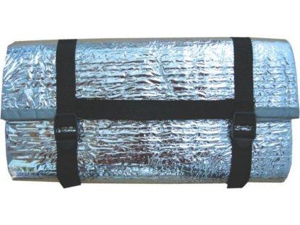 Karimatka ALUMATE TRAMPER 190x60 cm Stříbrná BM004-60