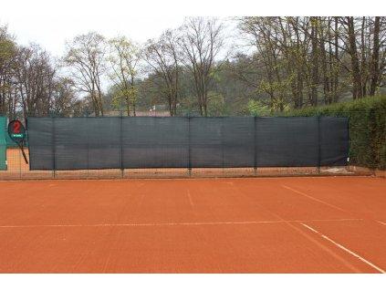 Professional zástěna na tenisové kurty 2 x 12 m