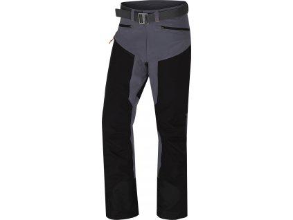 Pánské outdoor kalhoty   Krony M tm. šedá