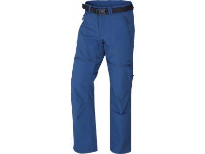 Pánské outdoor kalhoty   Pilon M tm. modrá