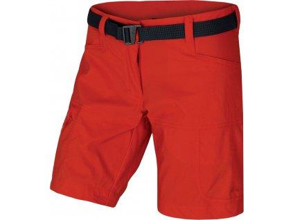 Dámské šortky   Kimbi L červená