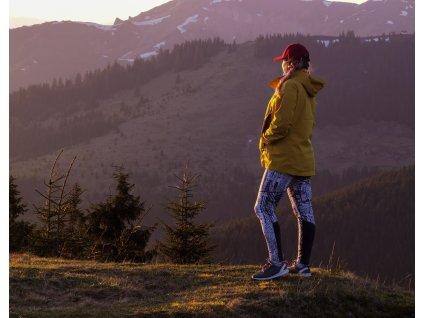 Dámské sportovní kalhoty  Darby Long L modrá