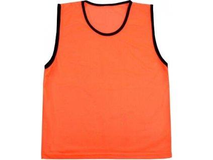 Premium rozlišovací dres oranžová velikost oblečení 164